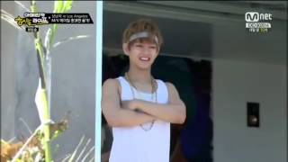 BTS- sleeveless Taehyung / V and BTS abs