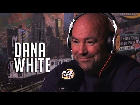 Dana White Talks UFC at MSG, Ronda, Conor, Trump, Money  & more!!!