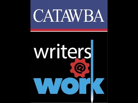 Writers@Work: Catawba College hosts Emily Ford, a communication specialist with the Murdock Study