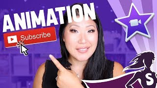 How to Make an Animated Subscribe Button | iMovie Made Easy