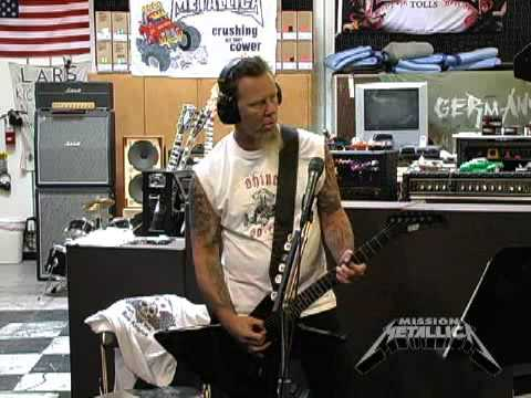 Mission Metallica: Fly on the Wall Clip (June 19, 2008) Thumbnail image