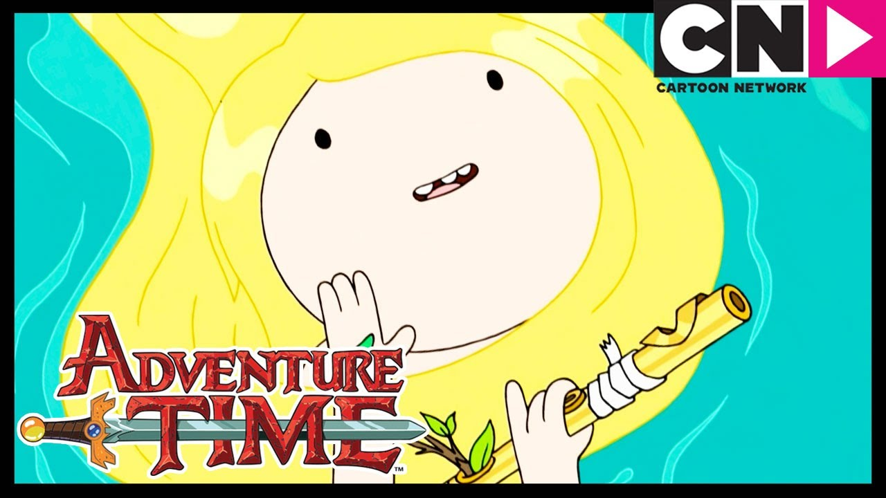 Adventure Time | Flute Spell (clip)| Cartoon Network - YouTube