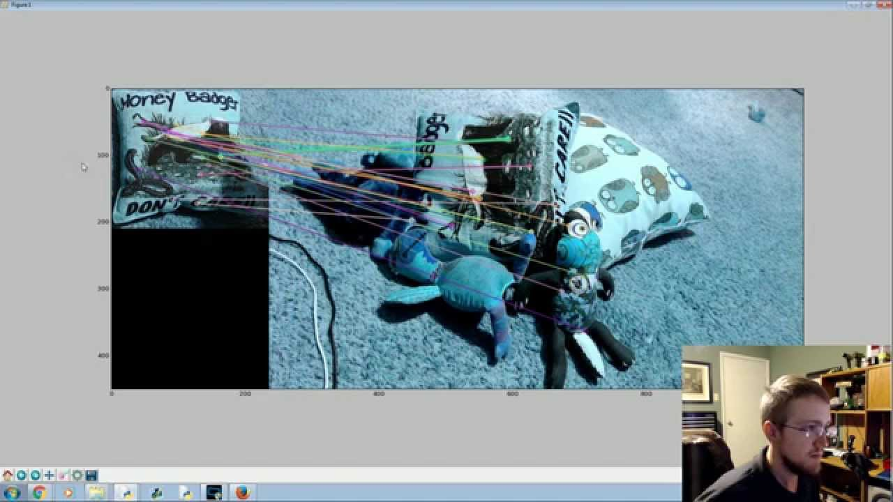 Feature Matching (Homography) Brute Force - OpenCV with Python for Image  and Video Analysis 14