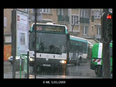 bus 95 of paris bus 95 de paris youtube. Black Bedroom Furniture Sets. Home Design Ideas