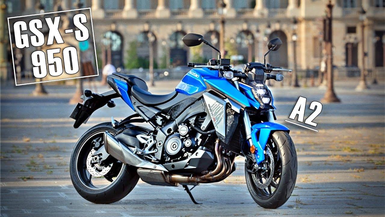 Suzuki | Presenta la Nuova GSX-S950 per la patente A2