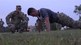 Army Guard Takes Second in All-Army Competition