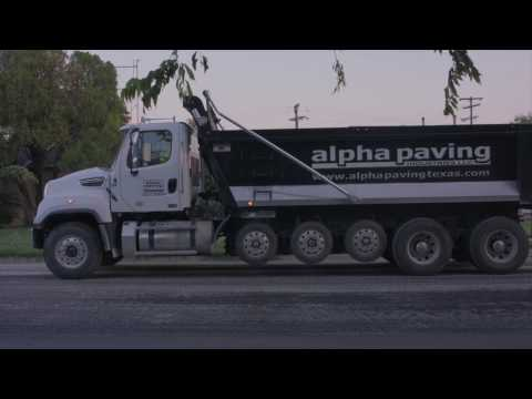 Alpha Paving Industries, LLC | Promotional Video | Austin, TX