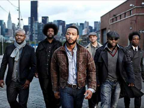 John Legend & The Roots - Wake Up (Arcade Fire Cover)