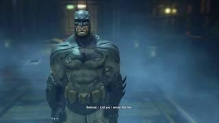 Batman: Return to Arkham - Arkham City - Heart of Ice - Side Mission Walkthrough