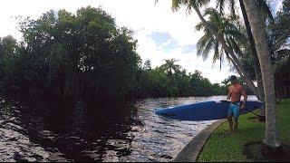 Nsp 2017 O2 inflatable Race ride by our USA ambassador Josh Smart.