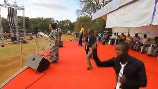 Flora Mbasha Nipe Nguvu Live Performance Morogoro 2013 1