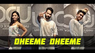 Dheeme Dheeme Tony Kakkar | Vipin Sharma Choreography | Dance on Dheem Dheeme ft.UDC