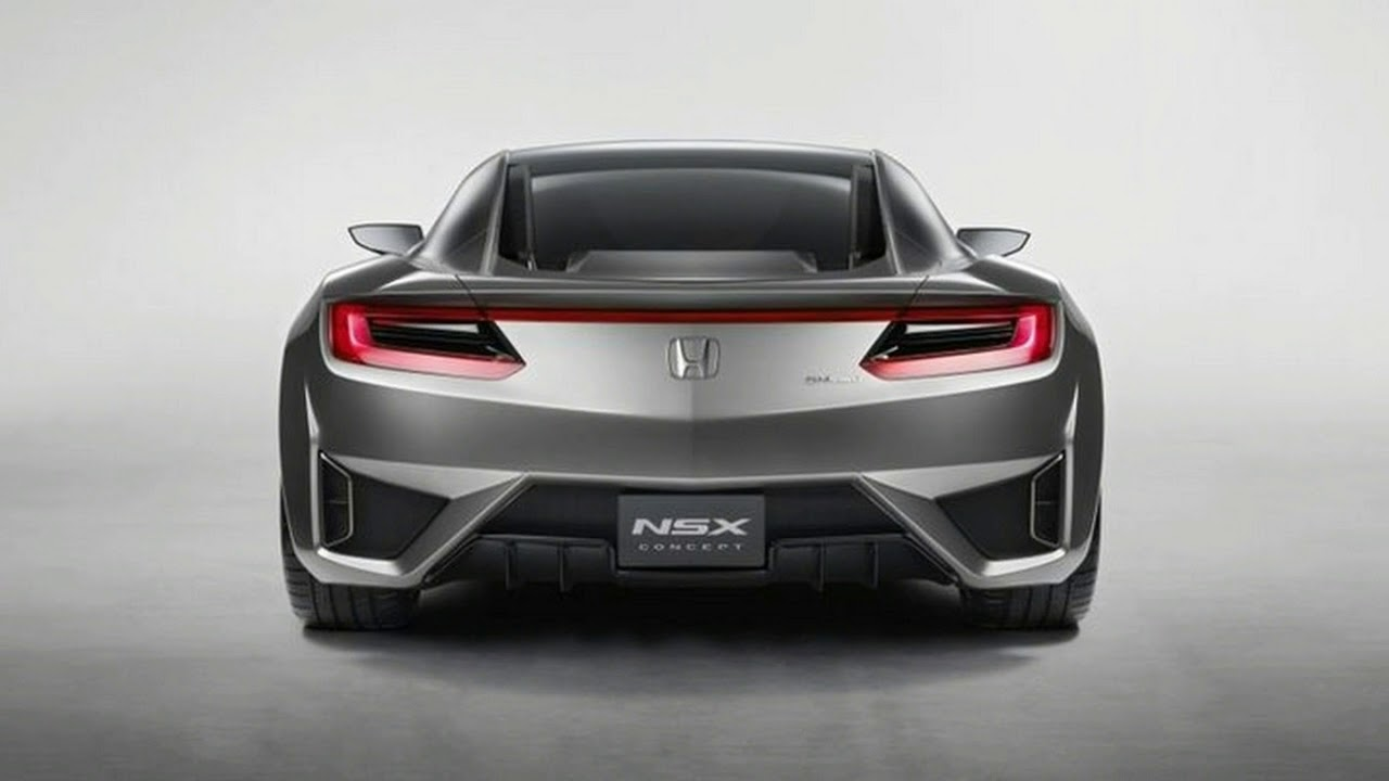 This Like 2018 Honda Zsx A K A Baby Nsx Youtube