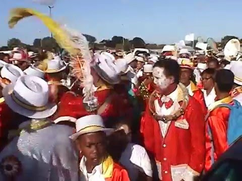 """Bo-Kaap Santam District Six "" 14 February 2015  Cape Town Carnival  @ Athlone staduim/Minstrels"