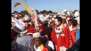 """Bo-Kaap Santam District Six "" Cape Town Minstrel Carnival 14 February 2015 @ Athlone Stadium Klopse"