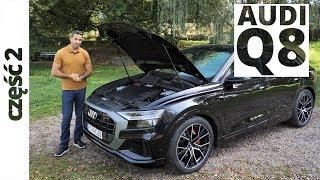 Audi Q8 3.0 V6 286 KM, 2018 - techniczna część testu #405