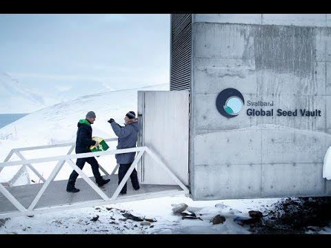 Doomsday Vault gets new shipment | CNBC International