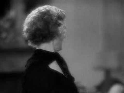 Billie Burke's speech  Dinner at Eight 1933