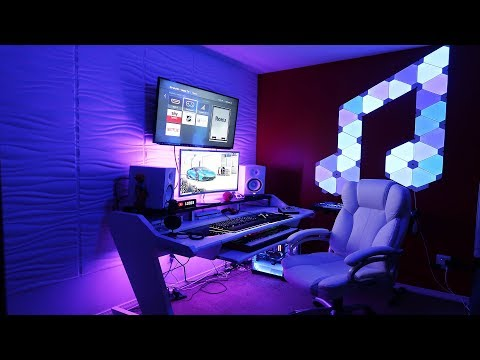 My INSANE Dream Home Studio Setup Tour 2019 (Blasian Beats Production Setup)