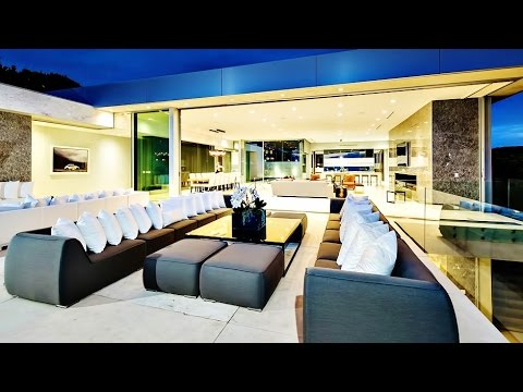 Sensationally Contemporary Modern West Hollywood Luxury Residence In Los  Angeles, CA
