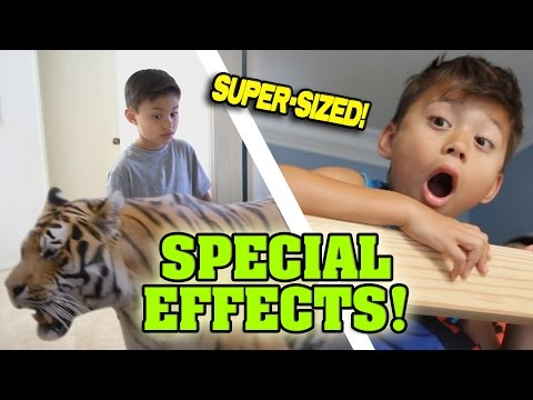 Thumbnail: SPECIAL EFFECTS!!! [SUPER SIZE ME WEEK]
