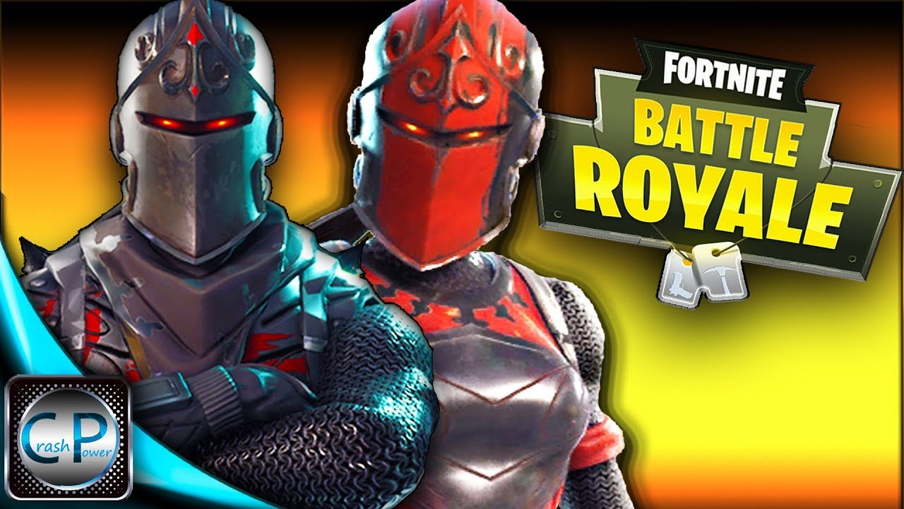 NEW RED KNIGHT OUTFIT - Fortnite Battle Royale Game[lay ...
