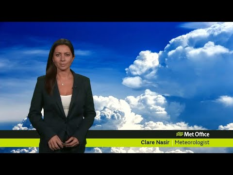 Monday afternoon forecast 15/01/18