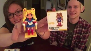 @sailormoon_sc & @moon.pudding make Sailor Moon Lego Micro Blocks!