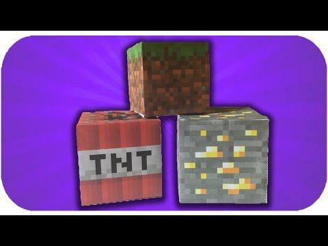 evde minecraft blokları nasıl yapılır?