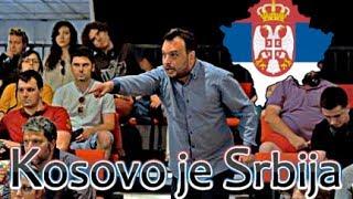 Srbin sa Kosova prekinuo šiptarsku tribinu u Beogradu