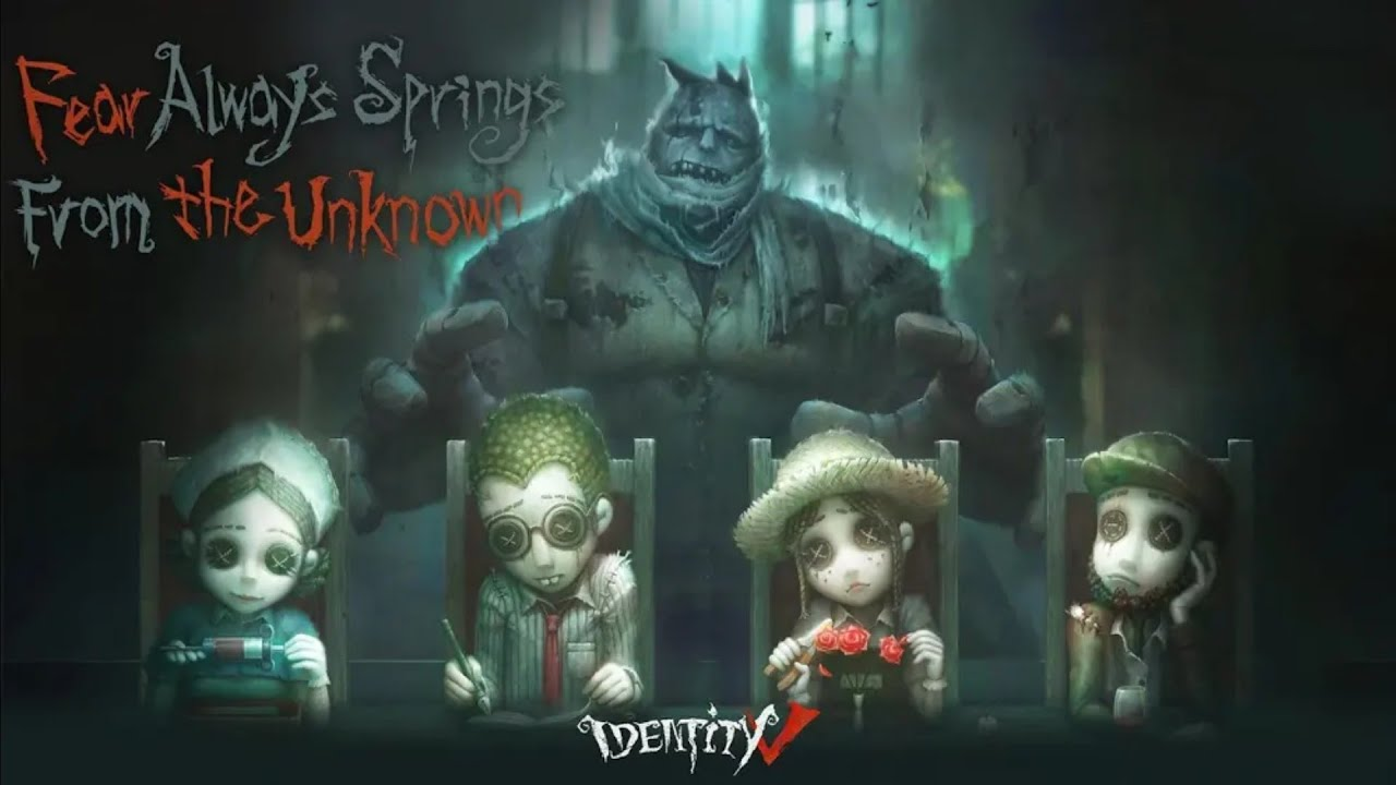 Online Multiplayer Logic Horror Mystery Game Global Release! - Identity V  Android Mobile Gameplay