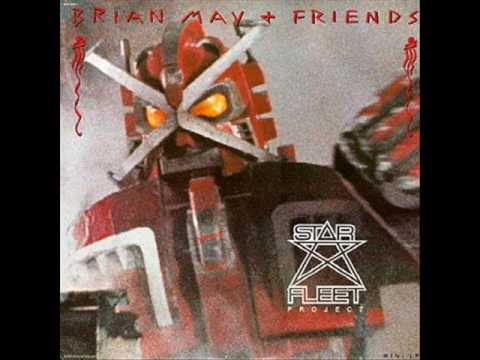Brian May - Star Fleet [Star Fleet Project 1983]