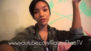 REMINDER! New Channel: RavenElyseTV
