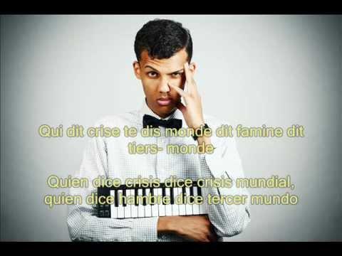 Stromae Alors on danse subtitulos español frances