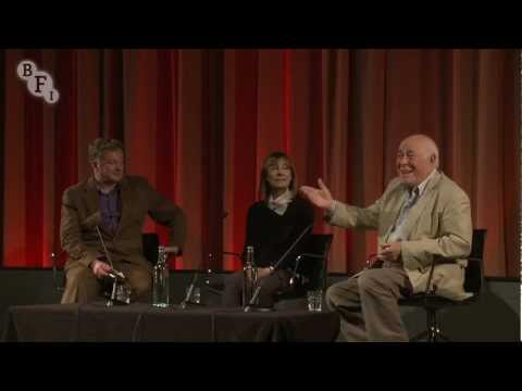 Jean Marsh and Clive Swift on Frenzy