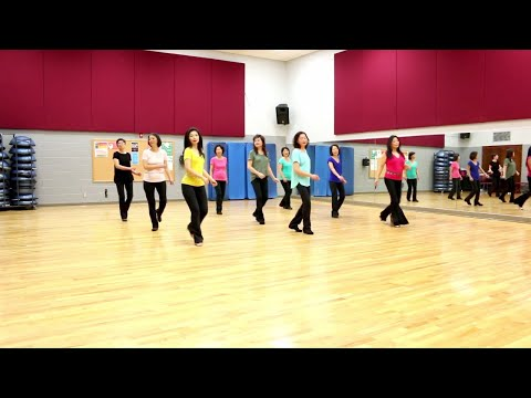 Woman Amen - Line Dance (Dance & Teach in English & 中文)