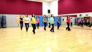 Woman Amen - Line Dance (Dance & Teach in English & 中文)
