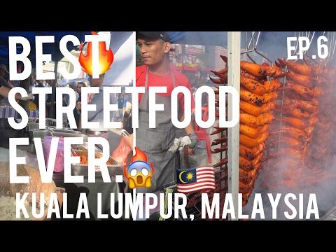 The BEST Street Food I've EVER seen🔥🇲🇾[KL Ep.6] Ramadan Bazaar Kuala Lumpur (Mark Weins type ish)