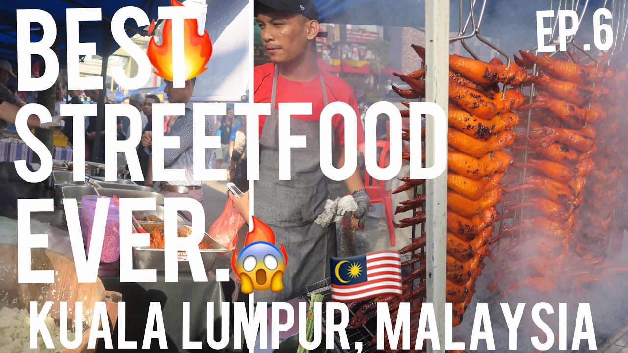 The BEST Street Food I've EVER seen???[KL Ep.6] Ramadan Bazaar Kuala Lumpur (Mark Weins type is