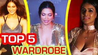 Deepika Padukone Hottest Oops Moment |Nia Sharma Wardrobe | Top 5 Wardrobe Malfunction