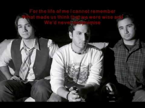 Boyce Avenue- The Freshmen  (Verve Pipe Cover) with lyrics