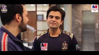 Master Wicket - Episode 1   Ahmed Shehzad in Talks with Faizan Najeeb