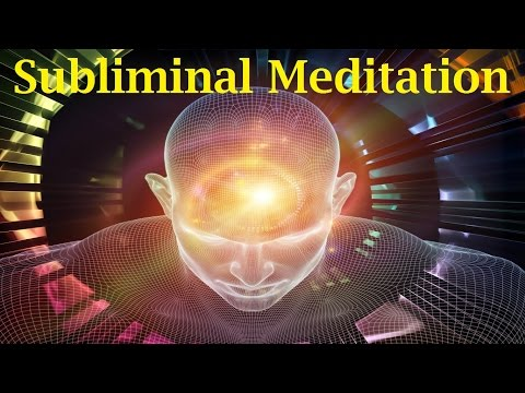 Remove Subconscious Blockages - Live Your Life To The Fullest   Subliminal Isochronic Tones