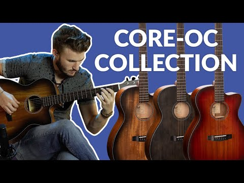 Core-OC Collection   Core Series   All Solid   Cort Acoustic Guitars