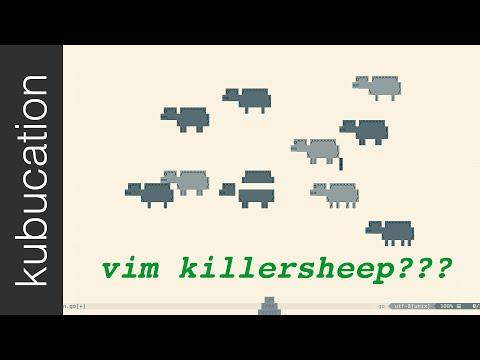 Vim 8.2 With Killersheep! Best Go Support In Vim So Far With Gopls (with Vim-go Or Govim)   VLOG