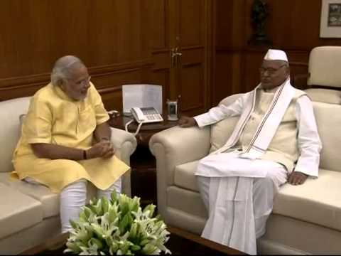 MP Governor calls on Prime Minister