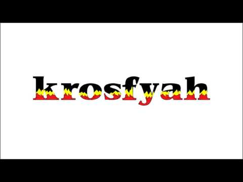 Krosfyah Featuring Tony Bailey - Plenty Pressure Crop Over 2015