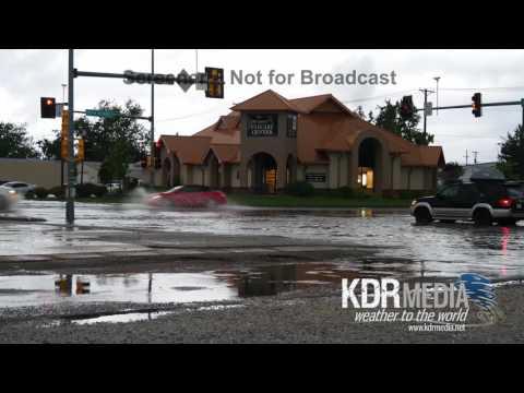 05-18-17 Mike Brady Great Bend, KS Flooding