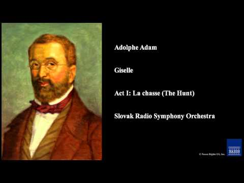 Adolphe Adam, Giselle, Act I: La chasse (The Hunt)