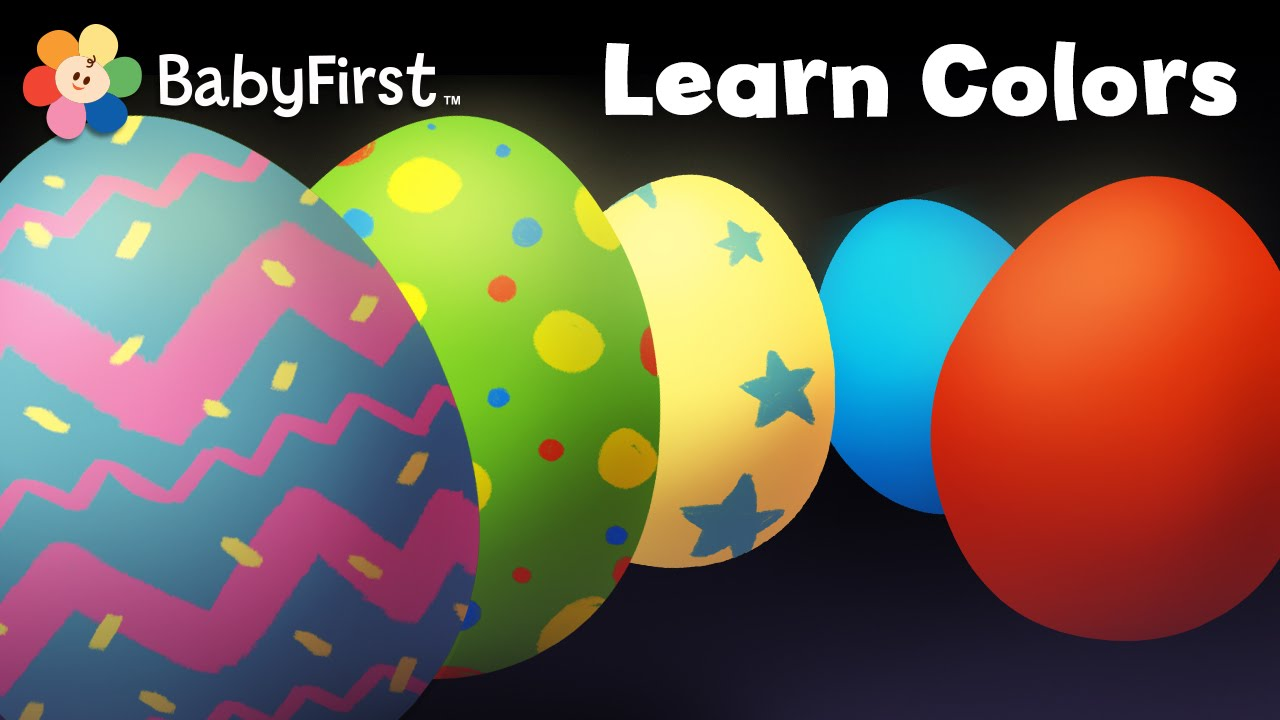 Surprise Eggs - Learn Colors | Opening Magic Eggs & learning colors ...